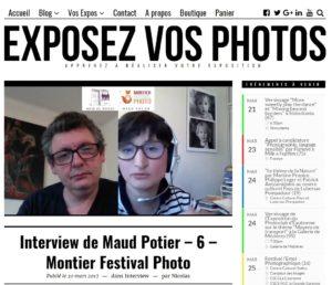 exposez vos photos